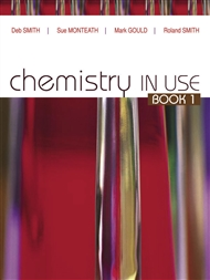 Chemistry in Use Book 1 (Student Book with 4 Access Codes) - 9780170226851