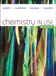 Chemistry in Use Book 2 (Student Book with 4 Access Codes) - 9780170226882