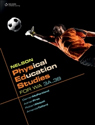 Nelson Physical Education Studies for WA 3A, 3B - 9780170227124