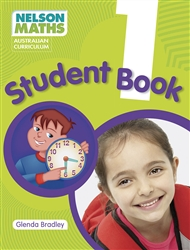 Nelson Maths: Australian Curriculum Student Book 1 - 9780170227667