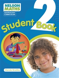 Nelson Maths: Australian Curriculum Student Book 2 - 9780170227674