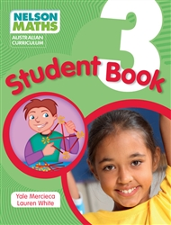 Nelson Maths: Australian Curriculum Student Book 3 - 9780170227681