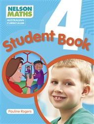 Nelson Maths: Australian Curriculum Student Book 4 - 9780170227698