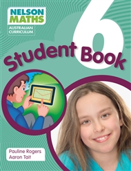 Nelson Maths: Australian Curriculum Student Book 6 - 9780170227711