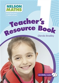 Nelson Maths: Australian Curriculum Teacher Resource Book 1 - 9780170227735