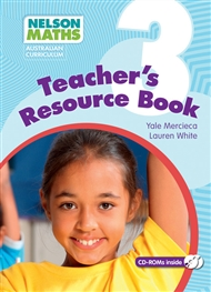 Nelson Maths: Australian Curriculum Teacher Resource Book 3 - 9780170227759