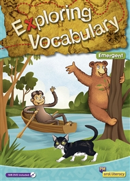 PM Oral Literacy Exploring Vocabulary Emergent Big Book + IWB DVD - 9780170228473