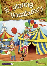 PM Oral Literacy Exploring Vocabulary Early Big Book - 9780170228480