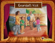Little Plays: Grandad's Visit - 9780170228923