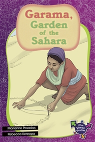 Garama, Garden of the Sahara - 9780170229302