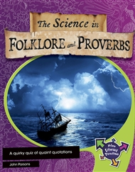 The Science in Folklore and Proverbs - 9780170229326