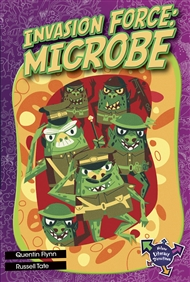 Invasion Force: Microbe - 9780170229494