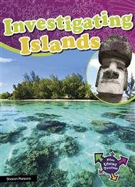 Investigating Islands - 9780170229555