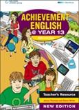 Achievement English @ Year 13 Teacher's Resource CD