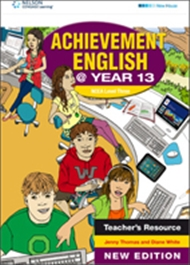 Achievement English @ Year 13 Teacher's Resource CD - 9780170233309