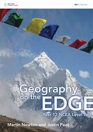 Geography on the Edge: NCEA Level 2 - 9780170233316