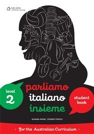Parliamo Italiano Insieme 2 Student Book - 9780170238748