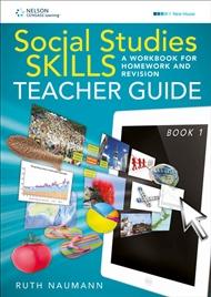 Social Studies Skills Book 1 Teachers Guide CD - 9780170239714