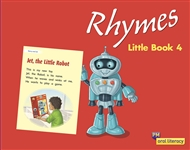 Rhymes About Little Teddy, Rabbit and Monkey, Josh and Lily - 9780170242004