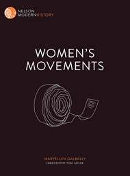 Nelson Modern History: Women's Movements - 9780170244022