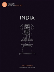 Nelson Modern History: India - 9780170244121