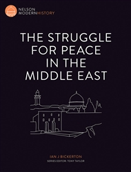 Nelson Modern History: The Struggle for Peace in the Middle East - 9780170244183