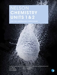 Nelson Chemistry Units 1 & 2 for the Australian Curriculum (Student Book with 4 Access Codes)