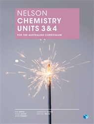 Nelson Chemistry Units 3 & 4 for the Australian Curriculum (Student Book with 4 Access Codes) - 9780170246736