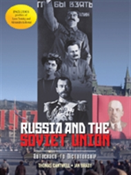 Russia and the Soviet Union: Autocracy to Dictatorship - 9780170246828