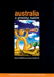 Australia: A Growing Nation - 9780170250450