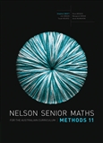 Nelson Senior Maths Methods 11 Solutions DVD