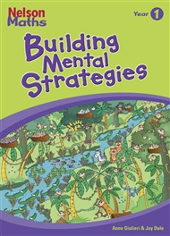 Nelson Maths AC Building Mental Strategies Big Book 1 - 9780170251525