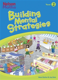Nelson Maths AC Building Mental Strategies Big Book 2 - 9780170251532