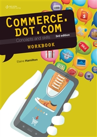 Commerce.dot.com Concepts and Skills Homework Book - 9780170251594
