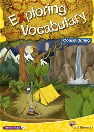 PM Oral Literacy Exploring Vocabulary Consolidating Big Book + IWB DVD - 9780170251709