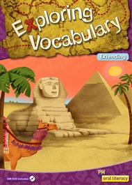 PM Oral Literacy Exploring Vocabulary Extending Big Book + IWB DVD - 9780170251716