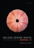 Nelson Senior Maths General 12 Solutions DVD