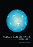 Nelson Senior Maths Methods 12 Solutions DVD