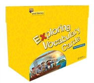 PM Oral Literacy Exploring Vocabulary Consolidating Cards Box Set + IWB DVD - 9780170257541
