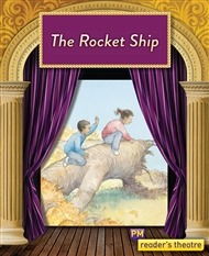 Reader's Theatre: The Rocket Ship - 9780170257947