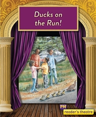 Reader's Theatre: Ducks on the Run - 9780170257992