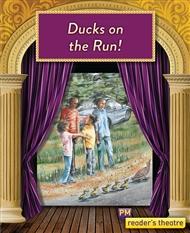 Reader's Theatre: Ducks on the Run - 9780170257992