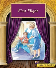 Reader's Theatre: First Flight - 9780170258005