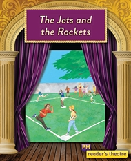 Reader's Theatre: The Jets and the Rockets - 9780170258012