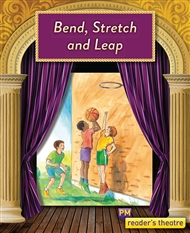 Reader's Theatre: Bend, Stretch and Leap - 9780170258036
