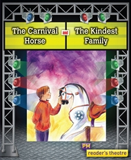Reader's Theatre: The Carnival Horse and The Kindest Family - 9780170258098