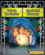 Reader's Theatre: Owls in the Garden and The Secret Hideaway - 9780170258104
