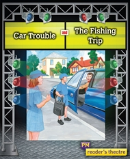 Reader's Theatre: Car Trouble and The Fishing Trip - 9780170258111
