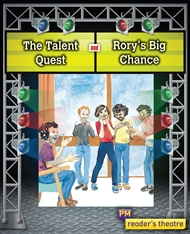 Reader's Theatre: The Talent Quest and Rory's Big Chance - 9780170258135