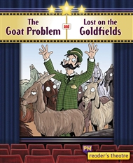 Reader's Theatre: The Goat Problem and Lost on the Goldfields - 9780170258159